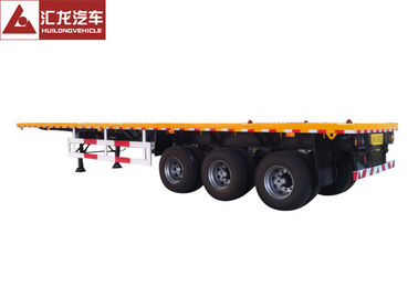 Standard Shipping Container Transport Truck Solid Packing With Strong Adaptability